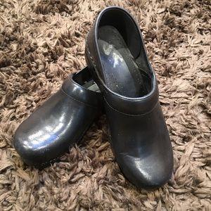 Dansko clogs. Size 40 black